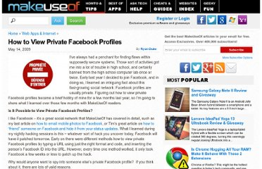 http://www.makeuseof.com/tag/how-to-view-private-facebook-profiles/