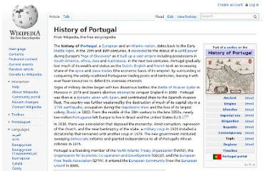 http://en.wikipedia.org/wiki/History_of_Portugal