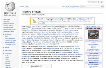 http://en.wikipedia.org/wiki/History_of_Iraq