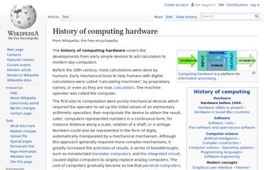 http://en.wikipedia.org/wiki/History_of_computing_hardware
