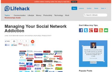 http://www.lifehack.org/articles/productivity/managing-your-social-network-addiction.html