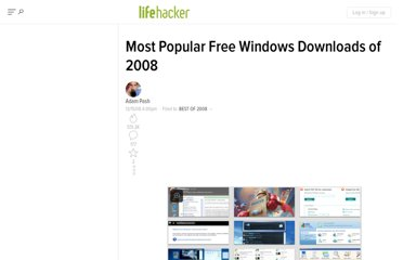 http://lifehacker.com/5110552/most-popular-free-windows-downloads-of-2008