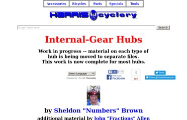 http://sheldonbrown.com/internal-gears.html