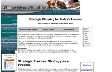 http://www.whatmakesagoodleader.com/strategic-planning.html