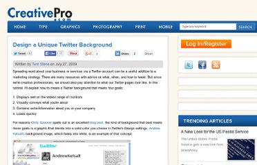 http://www.creativepro.com/article/design-unique-twitter-background