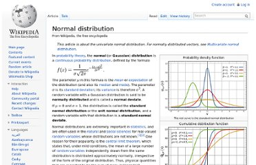 http://en.wikipedia.org/wiki/Normal_distribution