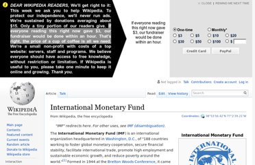 http://en.wikipedia.org/wiki/International_Monetary_Fund