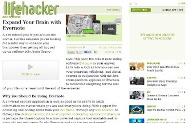 http://lifehacker.com/5041631/expand-your-brain-with-evernote
