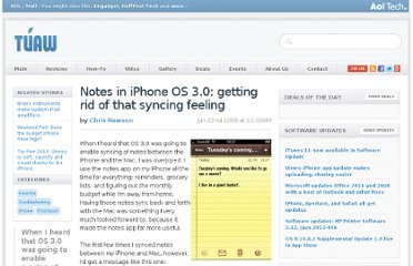 http://www.tuaw.com/2009/06/22/notes-in-iphone-os-3-0-getting-rid-of-that-syncing-feeling/