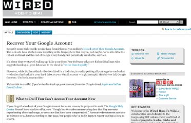 http://howto.wired.com/wiki/Recover_Your_Google_Account