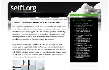http://www.seifi.org/css/creating-thumbnails-using-the-css-clip-property.html