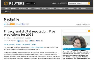 http://blogs.reuters.com/mediafile/2010/12/31/privacy-and-digital-reputation-five-predictions-for-2011/