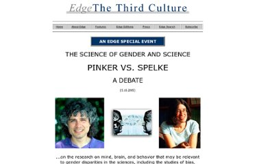 http://www.edge.org/3rd_culture/debate05/debate05_index.html
