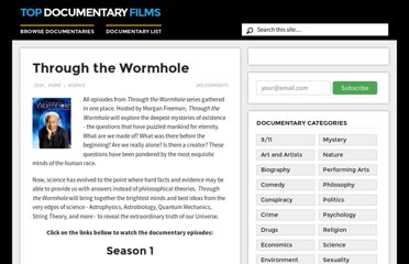 http://topdocumentaryfilms.com/through-the-wormhole/