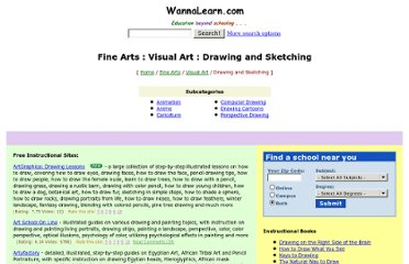 http://www.wannalearn.com/Fine_Arts/Visual_Art/Drawing_and_Sketching/