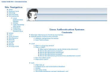 http://www.linuxgeek.net/documentation/authentication.phtml