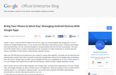 http://googleenterprise.blogspot.com/2010/10/bring-your-phone-to-work-day-managing.html