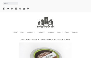 http://www.ohmyhandmade.com/2010/contributors/tutorial-make-a-yummy-natural-sugar-scrub/