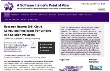 http://blog.softwareinsider.org/2010/12/28/2011-cloud-computing-predictions-for-vendors-and-solution-providers/