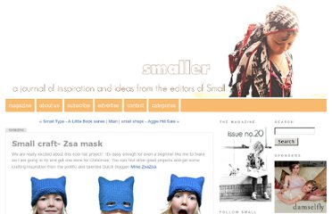 http://smallmagazine.typepad.com/smaller/2010/12/small-craft-zsa-mask.html#
