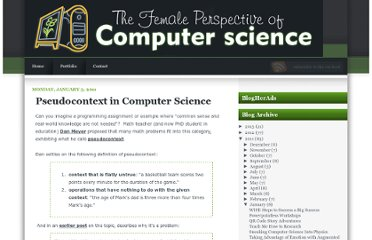 http://compscigail.blogspot.com/2011/01/pseudocontext-in-computer-science.html