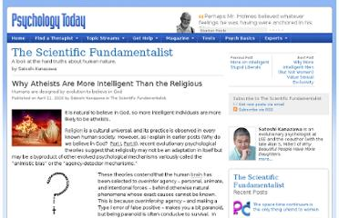 http://www.psychologytoday.com/blog/the-scientific-fundamentalist/201004/why-atheists-are-more-intelligent-the-religious