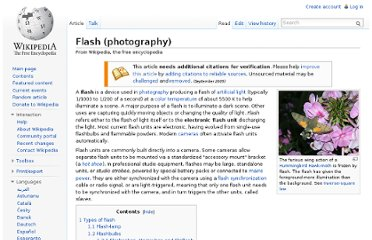 http://en.wikipedia.org/wiki/Flash_(photography)