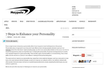http://maypalo.com/2010/10/22/7-steps-to-enhance-you-personality/