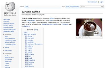 http://en.wikipedia.org/wiki/Turkish_coffee