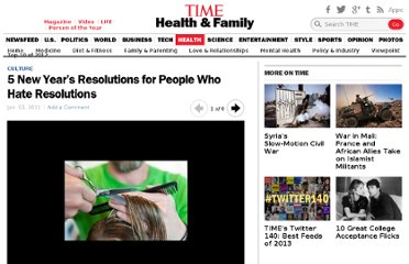 http://healthland.time.com/2011/01/03/5-new-years-resolutions-for-people-who-hate-resolutions/