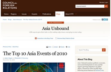 http://blogs.cfr.org/asia/2010/12/30/the-top-10-asia-events-of-2010/