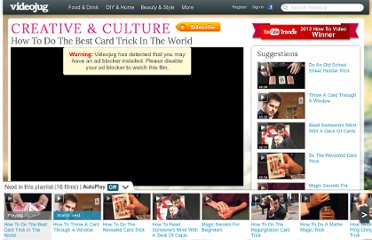http://www.videojug.com/film/how-to-do-the-best-card-trick-in-the-world