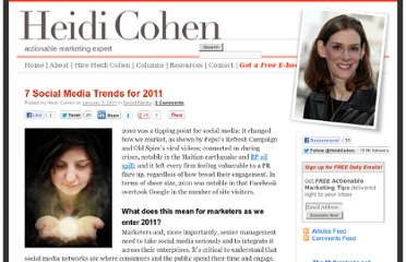 http://heidicohen.com/7-social-media-trends-for-2011/