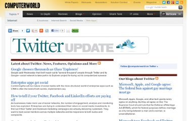 http://www.computerworld.com/s/article/9157658/Twitter_update_News_blogs_opinions_and_more_about_the_microblogging_service