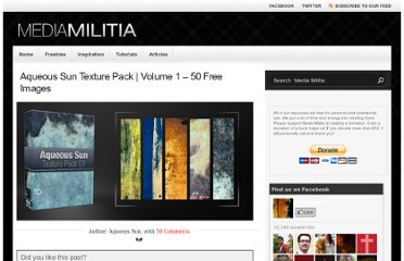 http://mediamilitia.com/aqueous-sun-texture-pack-01-50-free-images/