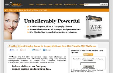 http://www.seodesignsolutions.com/blog/seo-resources/creating-hybrid-staging-areas-for-legacy-cms-and-non-seo-friendly-crm-platforms/