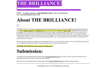 http://www.thebrilliance.com/thebrilliance/about.asp