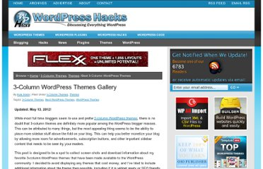 http://wphacks.com/best-wordpress-3-column-themes/