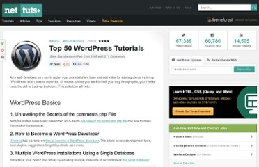 http://net.tutsplus.com/articles/web-roundups/top-50-wordpress-tutorials/