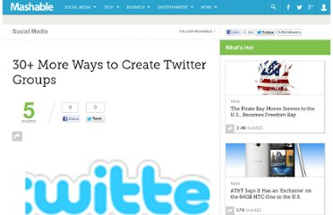 http://mashable.com/2009/07/13/more-twitter-groups/