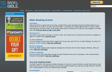 http://www.backtothebible.org/index.php/Bible-Reading-Guides.html
