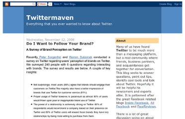 http://twittermaven.blogspot.com/2008/11/twitter-brand-perception-survey.html
