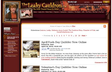 http://www.the-leaky-cauldron.org/floo