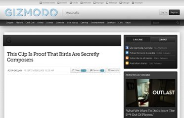 http://www.gizmodo.com.au/2009/09/this-clip-is-proof-that-birds-are-secretly-composers/