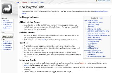 http://www.qcfdesign.com/wiki/DesktopDungeons/index.php?title=New_Players_Guide