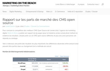 http://www.marketingonthebeach.com/rapport-parts-de-marche-cms-open-source/