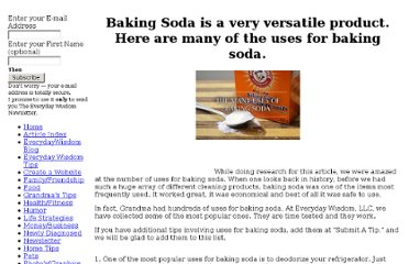 http://www.everyday-wisdom.com/uses-for-baking-soda.html