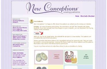 FREE BABY BIB SEWING PATTERNS | Browse Patterns