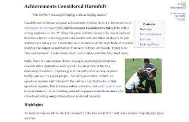 http://chrishecker.com/Achievements_Considered_Harmful%3F