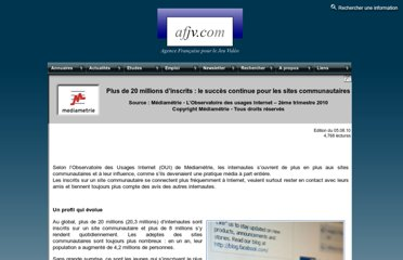 http://www.afjv.com/press1008/100805_etude_sites_communautaires.php